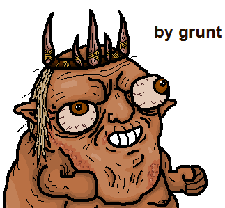 the great goblin fsjal by Grunt2