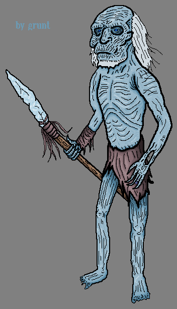 White Walker by Grunt2