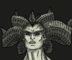 Lilith FanArt by Grunt2