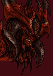 Diablo Fanart by Grunt2