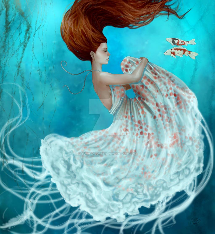 Pisces By Surrealgreen On DeviantArt