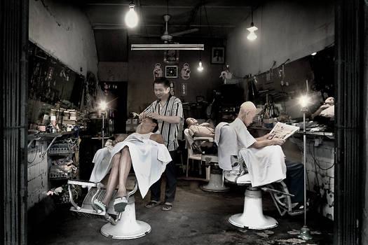Asian Heritage Barber Shop