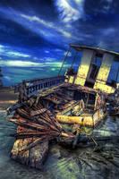 ...lefted shipwreck by SAMLIM