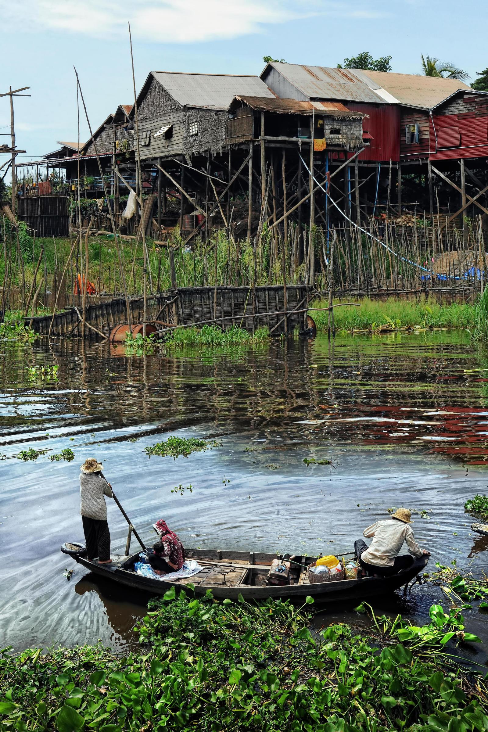 lifestyle in Cambodia - 42 by SAMLIM