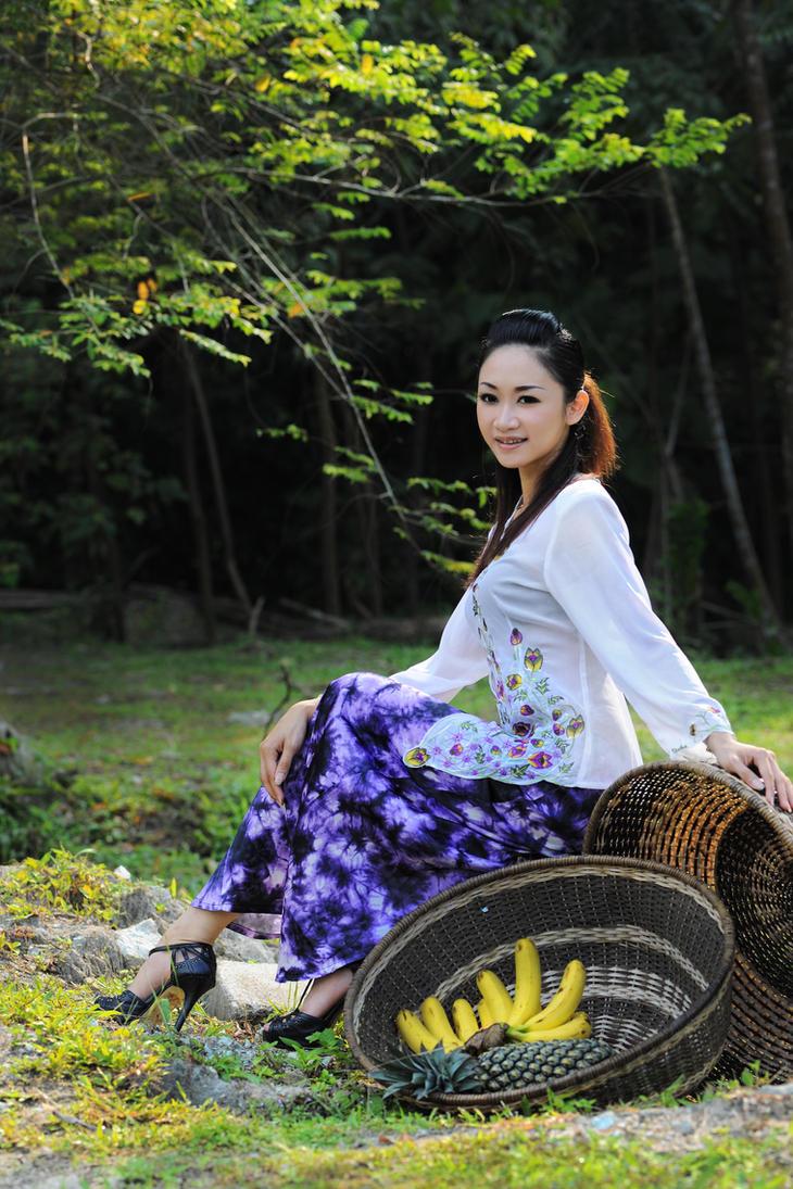 Malaysia Chinese Girl - 2 by SAMLIM