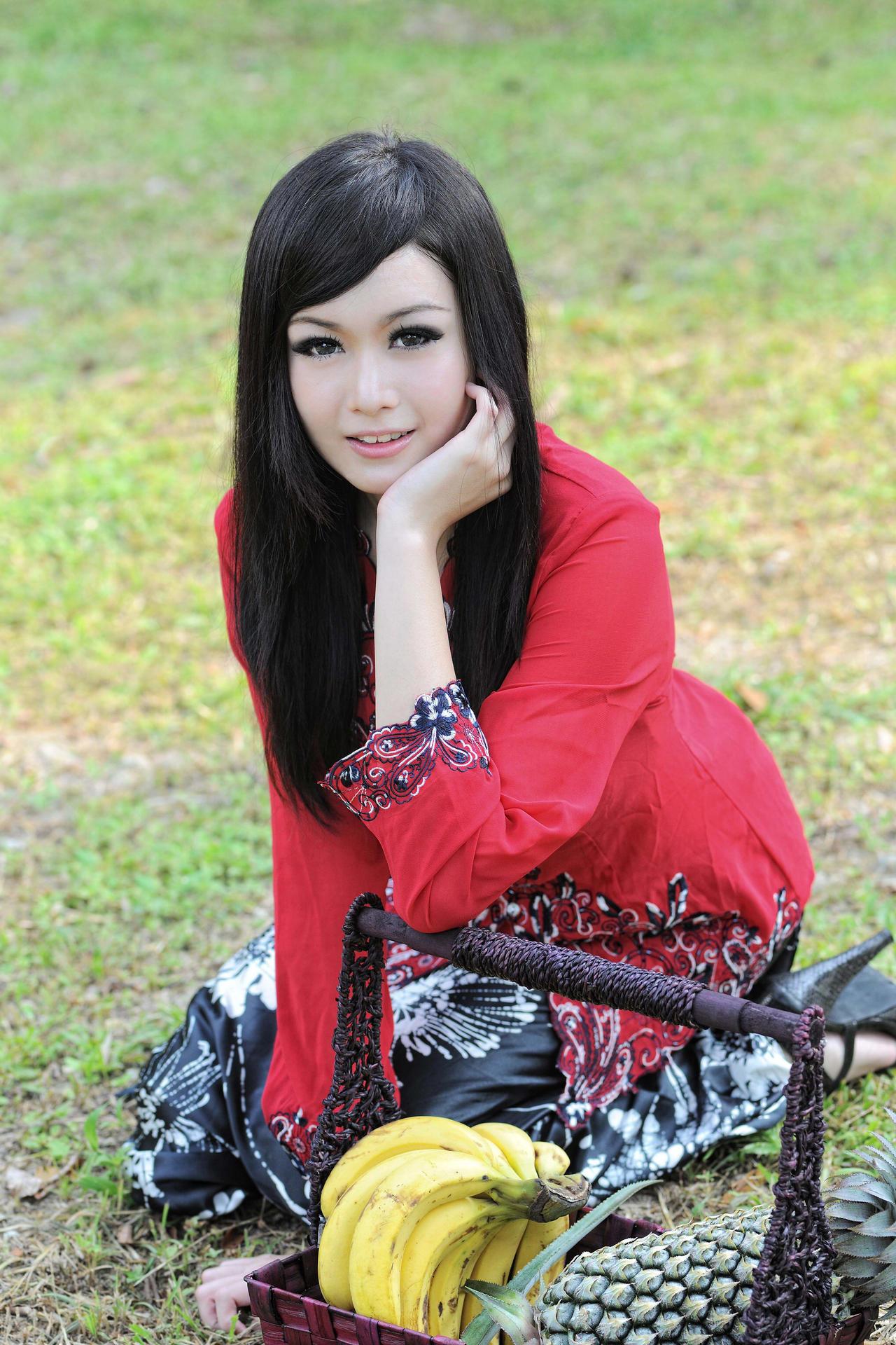 Malaysia Chinese Girl - 3 by SAMLIM