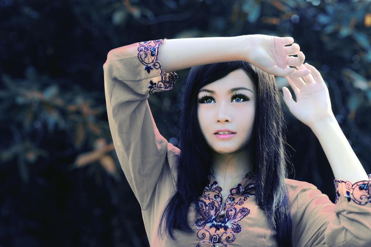Malaysia Chinese Girl - 4 by SAMLIM
