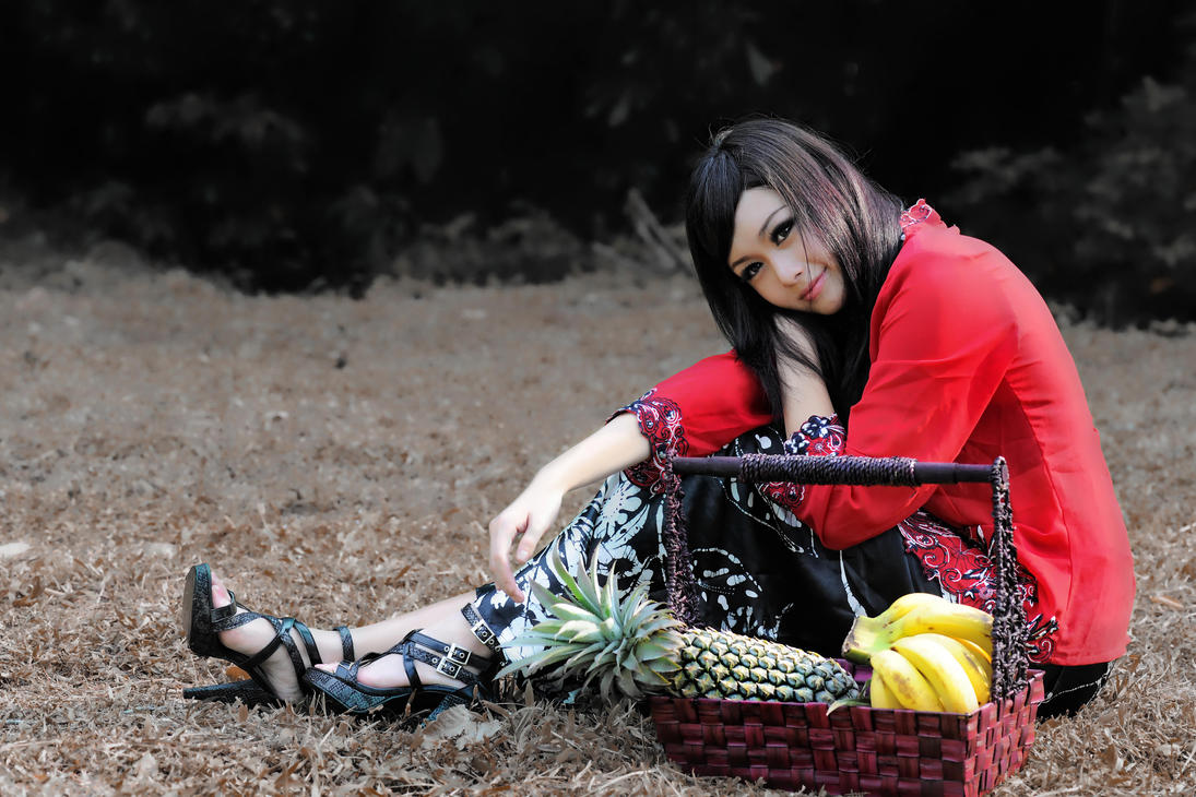 Malaysia Chinese Girl - 6 by SAMLIM