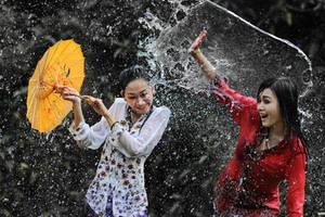 Splashing Fun - 38 by SAMLIM