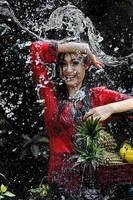Splashing Fun - 44 by SAMLIM