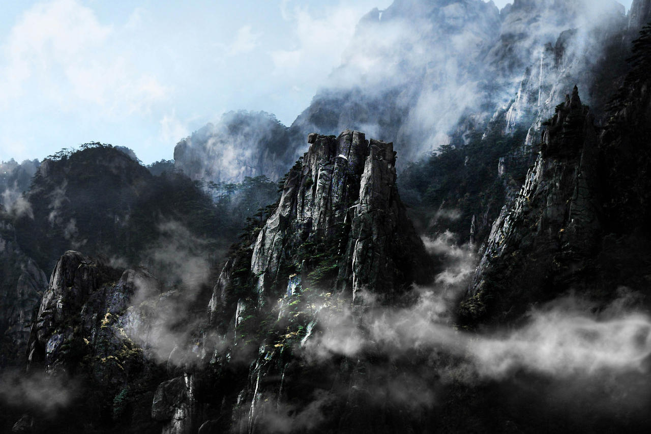 huang shan chat View from huang shan giclee print by don li-leger find art you love and shop high-quality art prints, photographs, framed artworks and posters at artcom 100% satisfaction guaranteed.