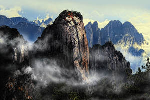 Huang Shan Mountain-52