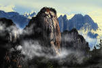 Huang Shan Mountain-52 by SAMLIM