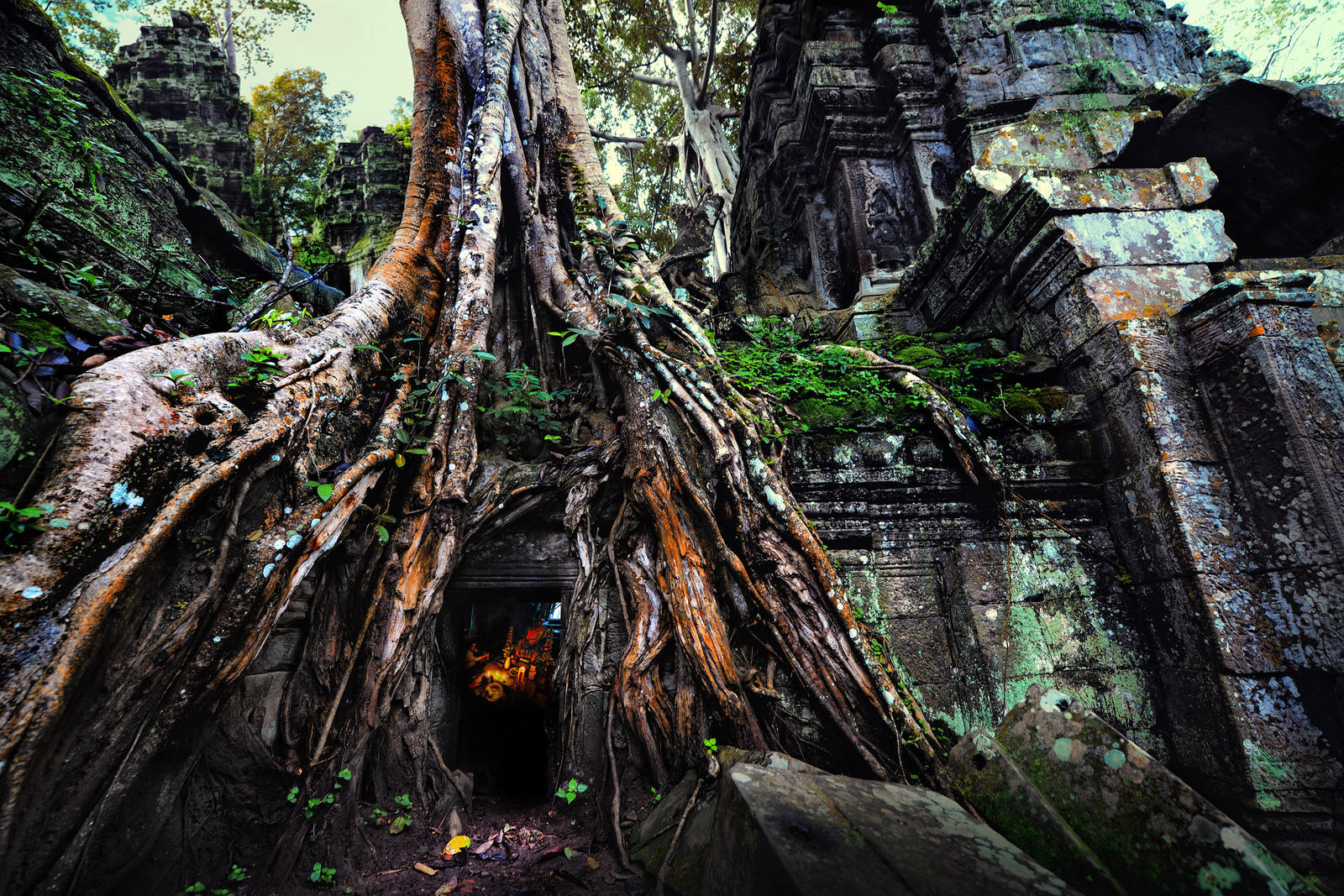 Lost Heritage by SAMLIM