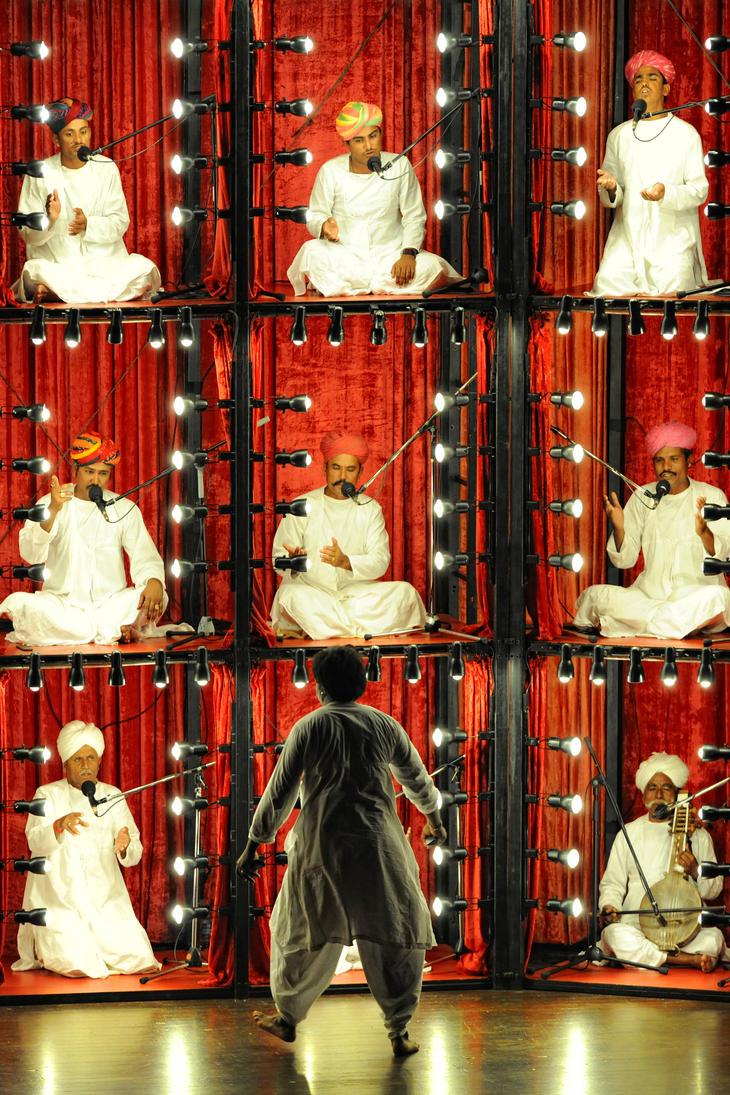 The Manganiyar Seduction - 1 by SAMLIM