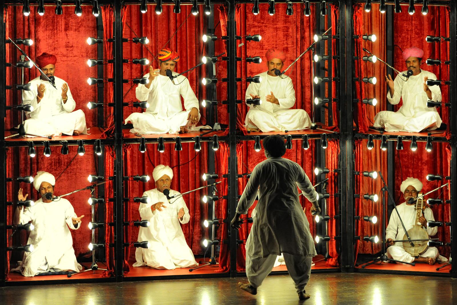 The Manganiyar Seduction - 5 by SAMLIM