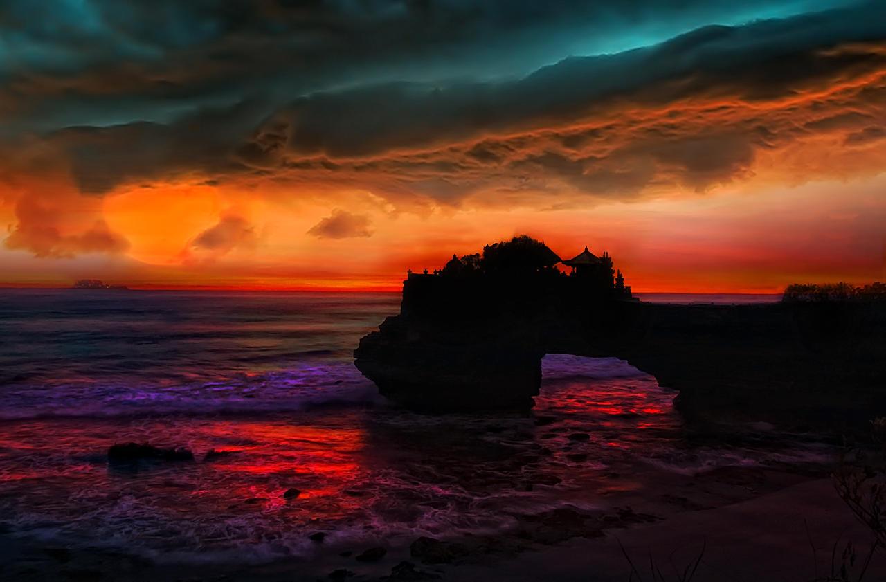 BALI FANTASY ISLAND by SAMLIM