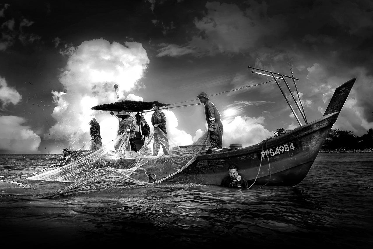 FISHERMAN by SAMLIM