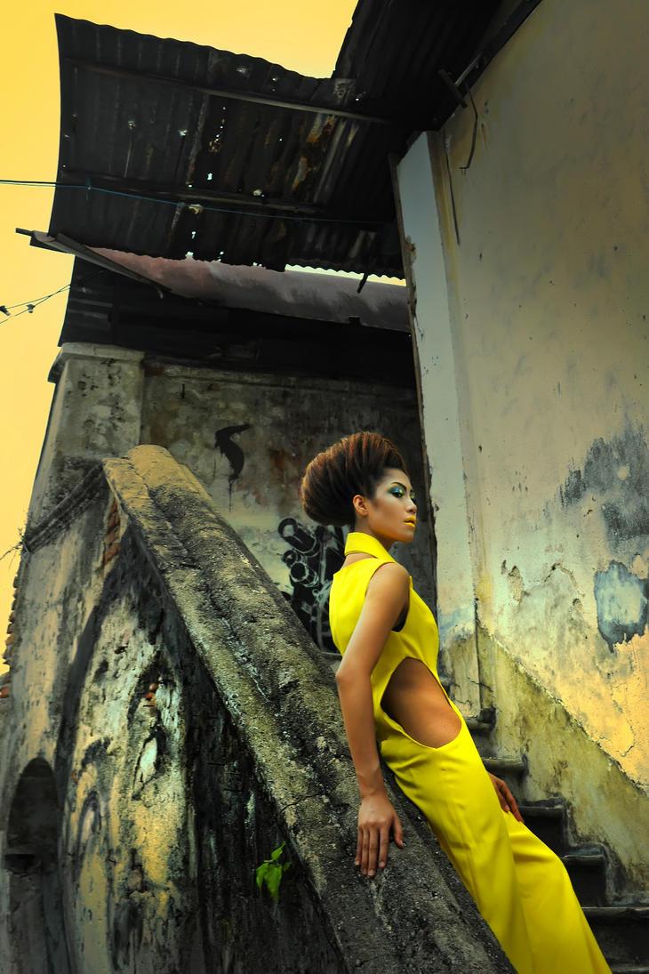 Backlane Beauty - 4 by SAMLIM