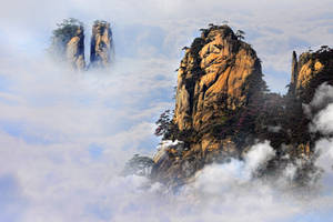 THE SACRED MOUNTAIN by SAMLIM