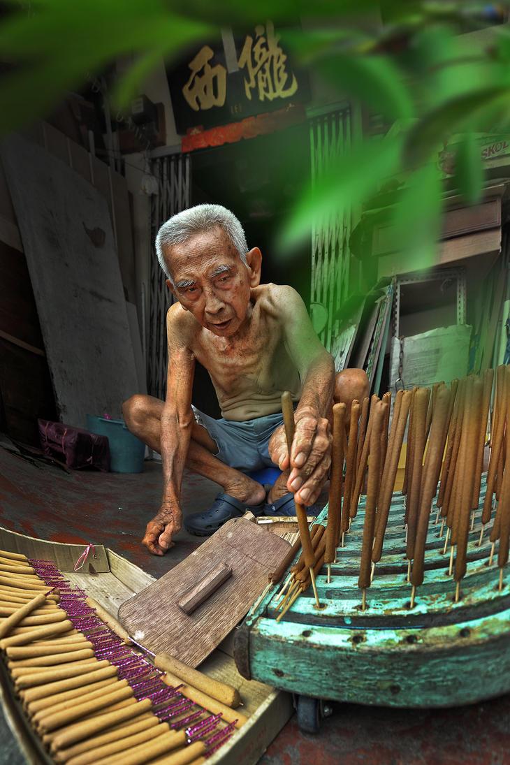 OLD MAN by SAMLIM