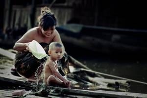 Mother Love by SAMLIM