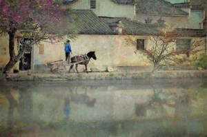 Old Village by SAMLIM