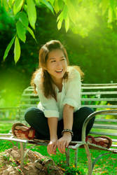 Malaysia Chinese Girl by SAMLIM