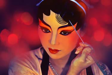 Ancient China Beauty by SAMLIM