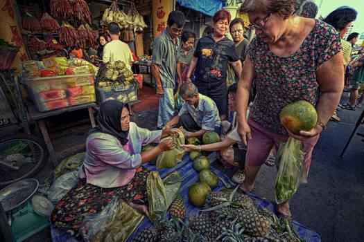 Asian Wet Market