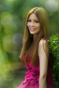 Malaysian Chinese Girl
