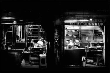 Midnight Tailor by SAMLIM