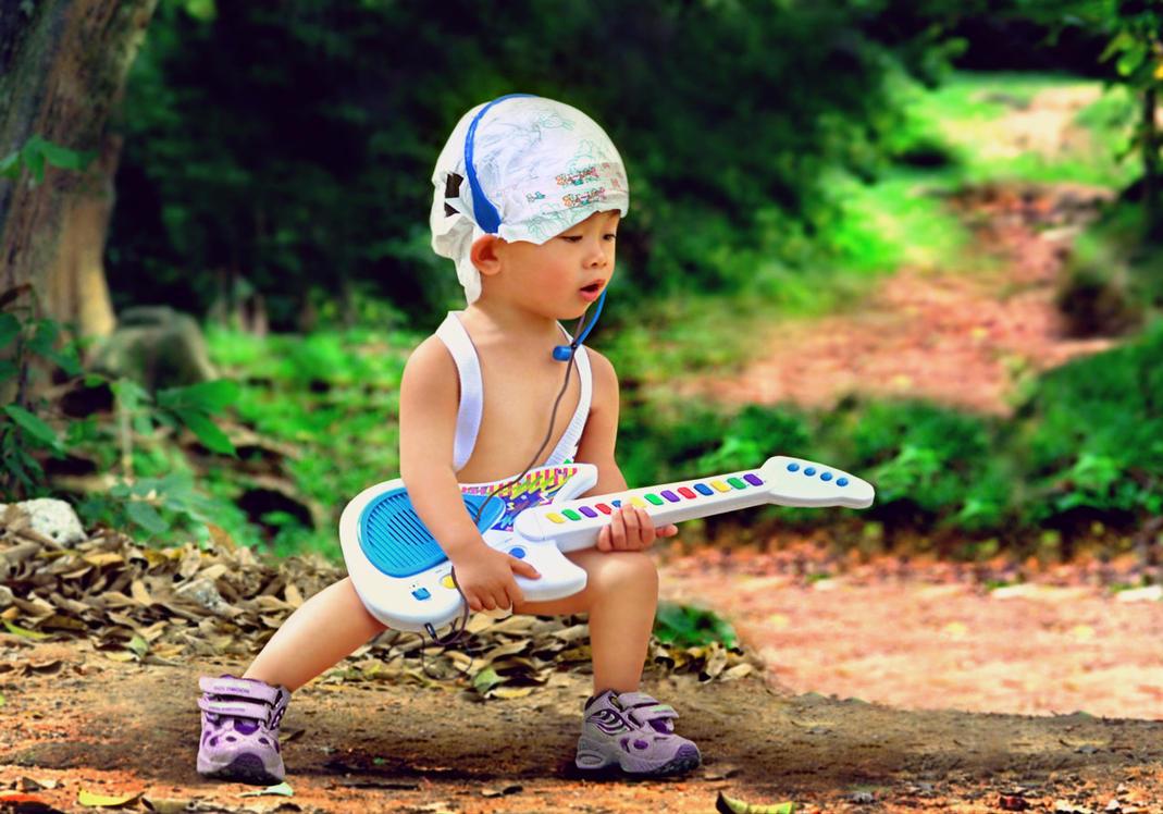 Baby Rock by SAMLIM