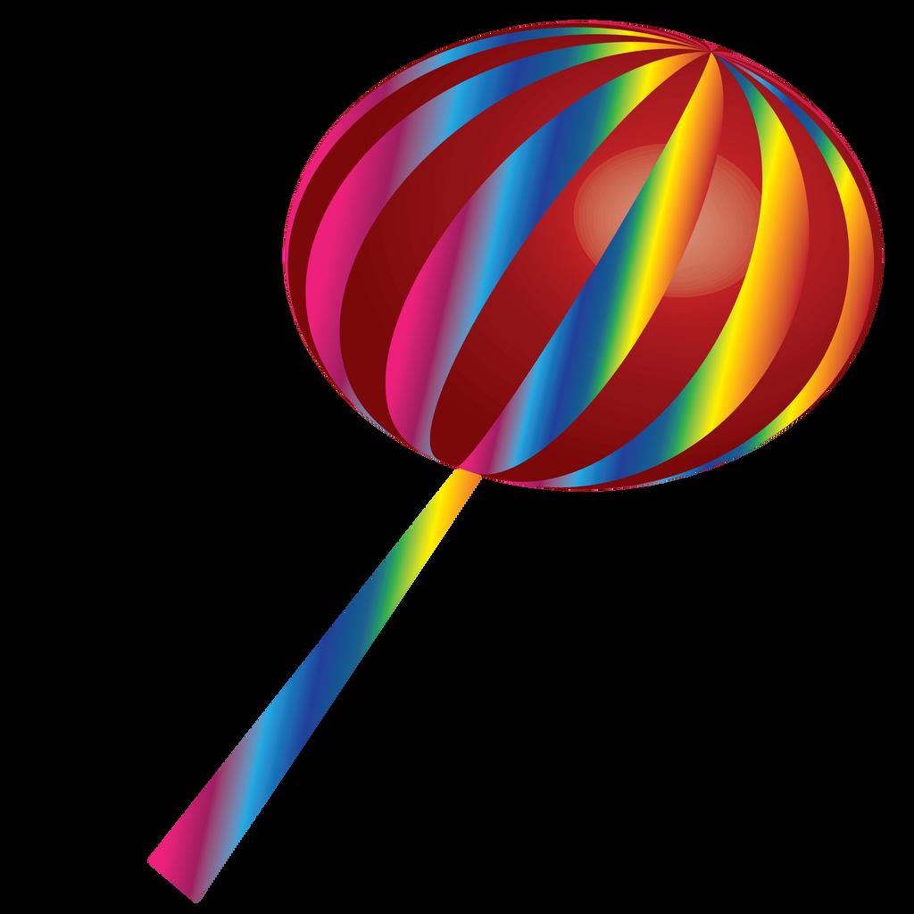 Rainbow Lollypop on AI by loyality23 on DeviantArt