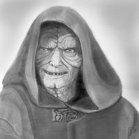 Emperor Palpatine | Darth Sidious | Star Wars by MikeManuelArt