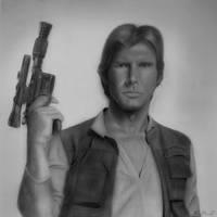 Han Solo | Star Wars by MikeManuelArt