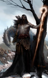 Merlin by MarkWinters