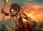 Warrior Preistess of Thune