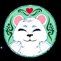 Bear Icon by Raikana