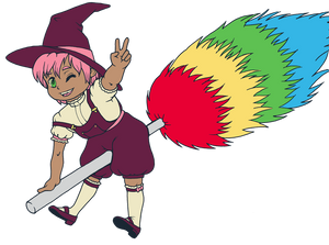 Tiny Witch