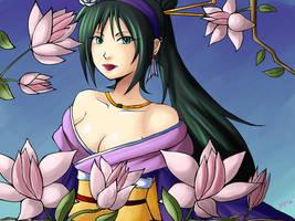 1. Hisui - Magnolia