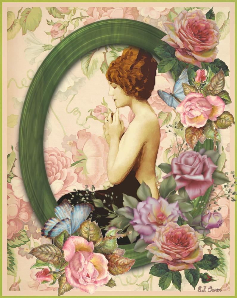 Ziegfeld  girl by SueJO