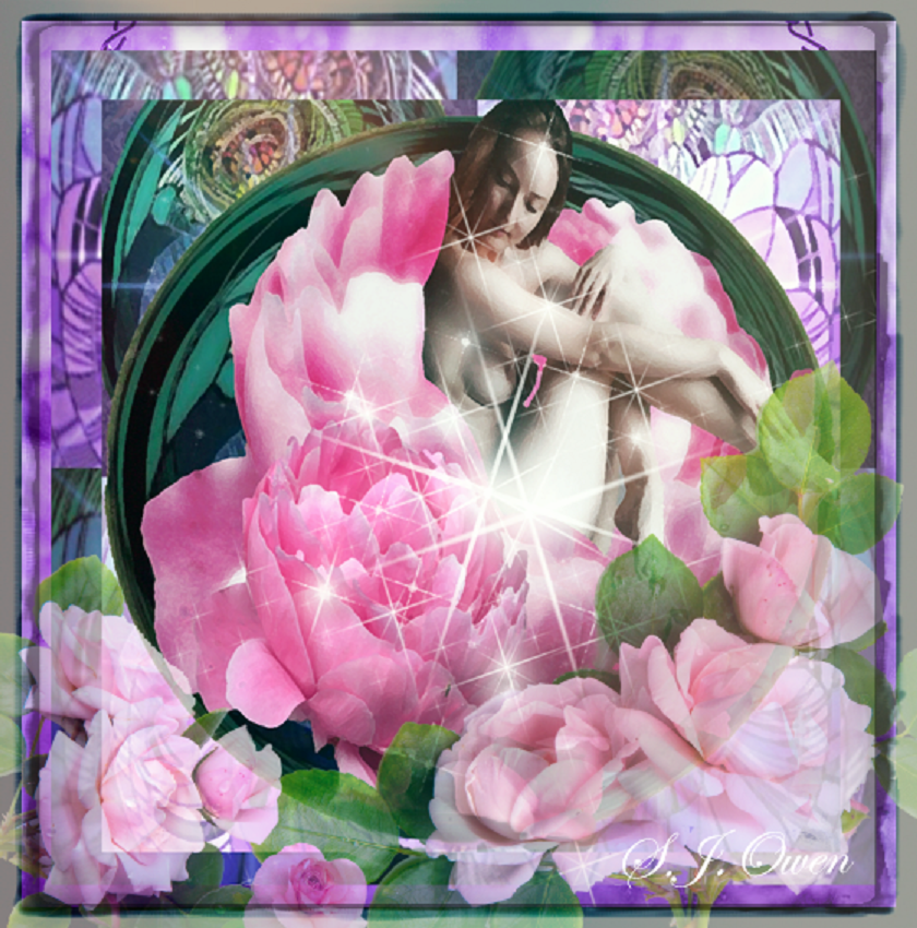 Unblemished Beauty by SueJO