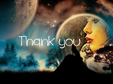 Thank you by SueJO