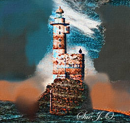 The-Lighthouse for  Pia by SueJO