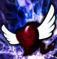 Flying Heart v1 by PSNick