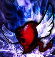 Flying Heart v2 by PSNick
