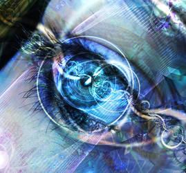Blue Eye v7 by PSNick