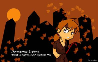 Fall by Defriki