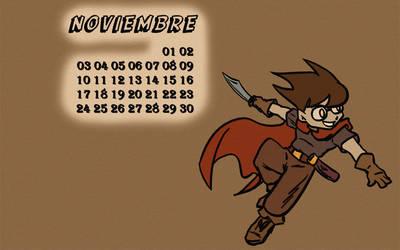 WEE 2008 Calendar by Defriki